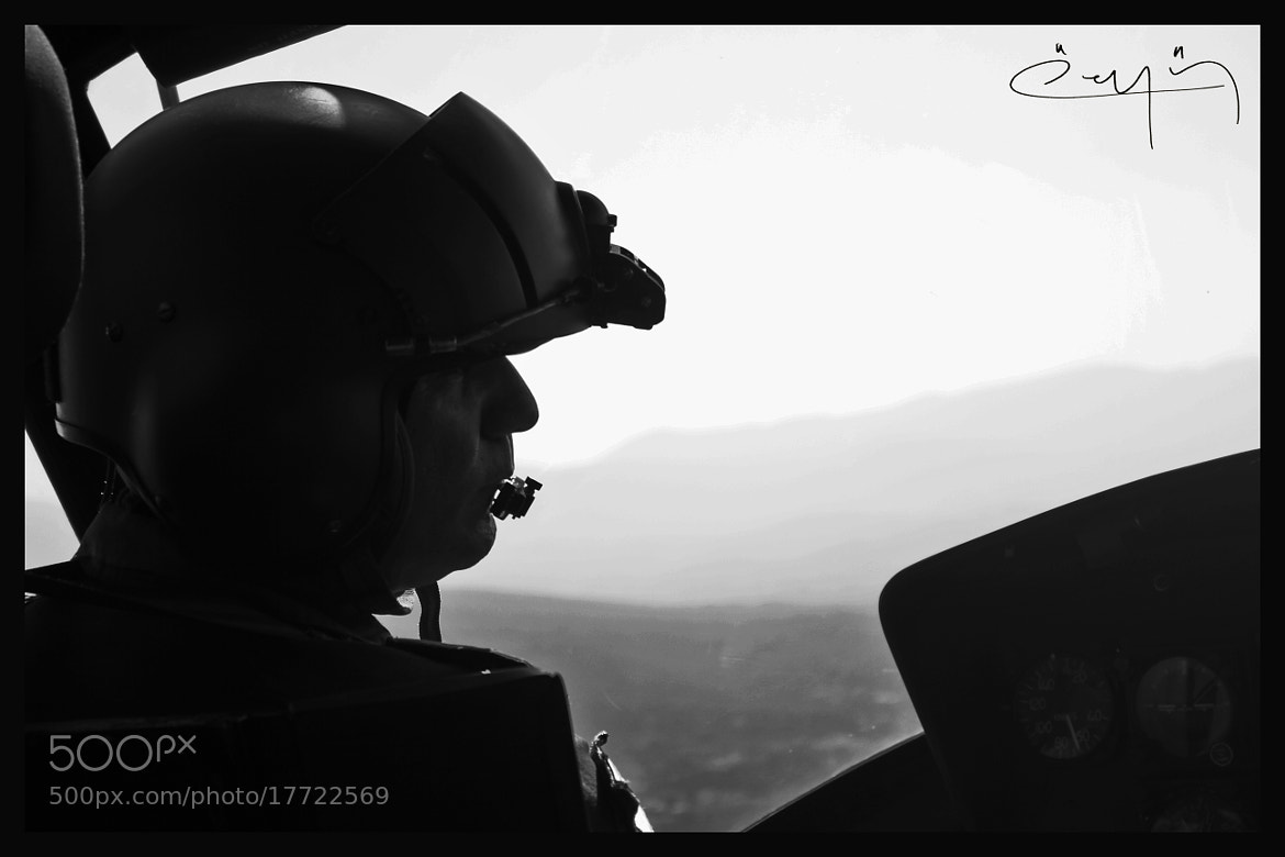 Photograph pilot by özgün aran on 500px