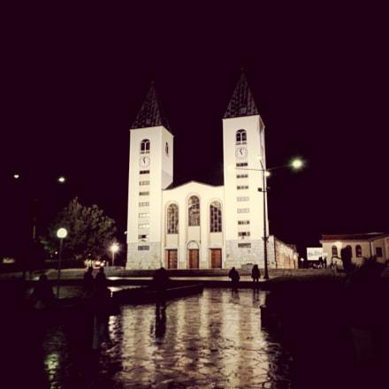 Church of medjugorje