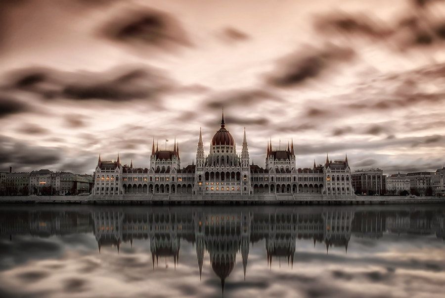 Photograph Awakening of the city by László Gál on 500px