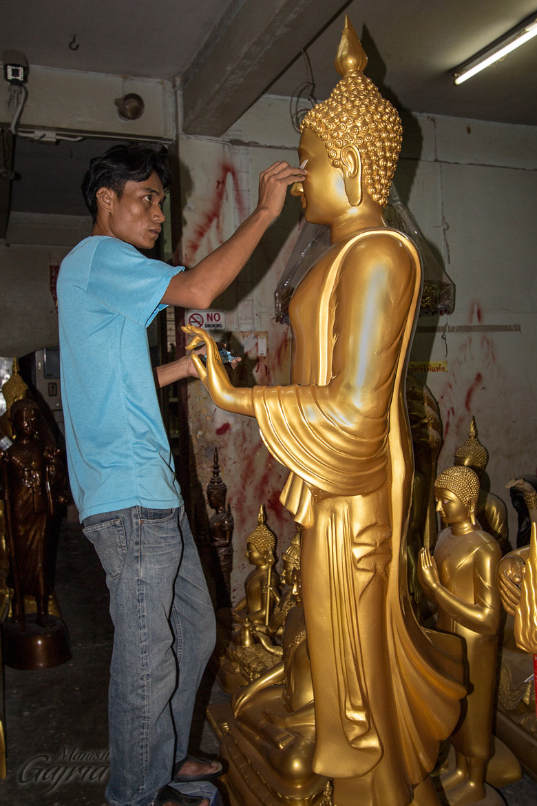Photograph Making of the Buddha by Manish Gajria on 500px