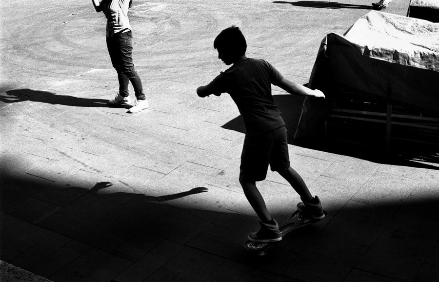 Photograph skate by Bruno Panieri on 500px