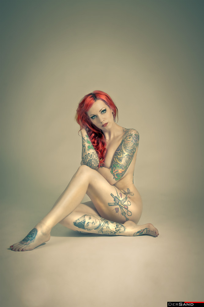 Photograph Just skin & ink by Der Sand on 500px