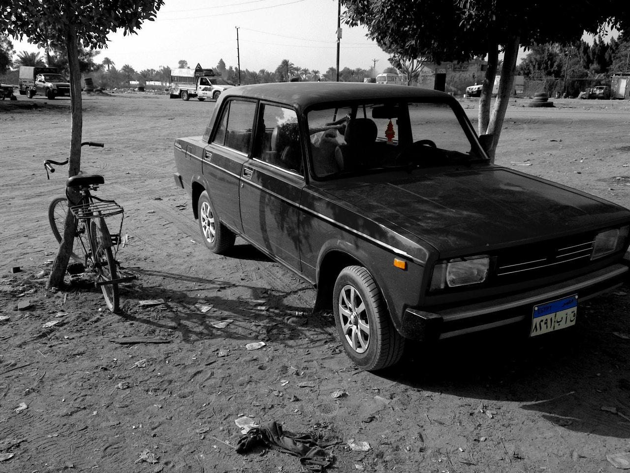 Photograph Lada 2105 by Mohamed Aos on 500px