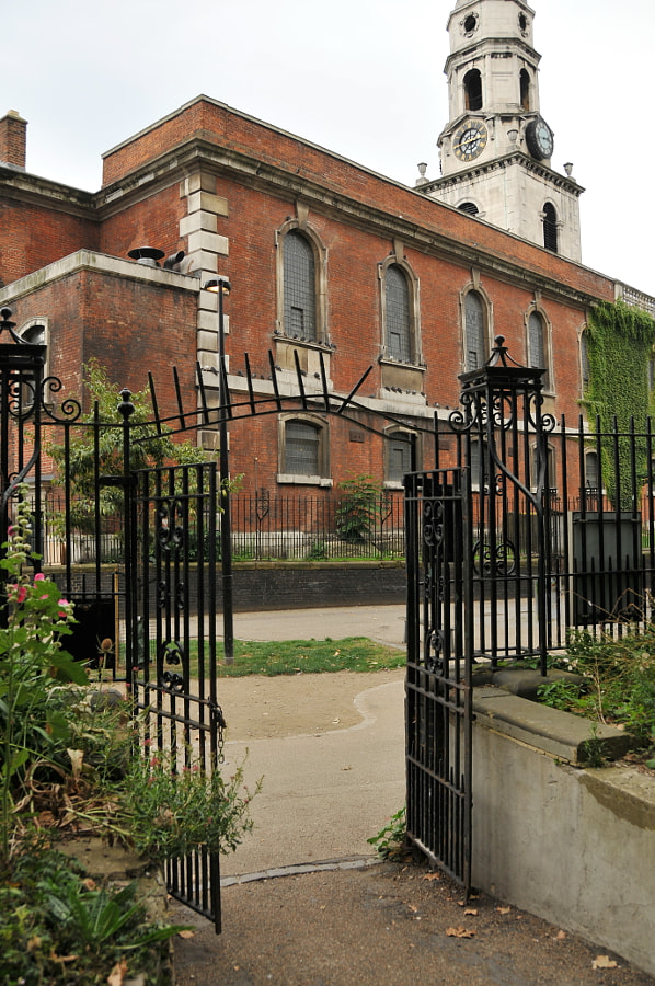 Marshalsea Prison, Southwark, London by Sandra on 500px.com