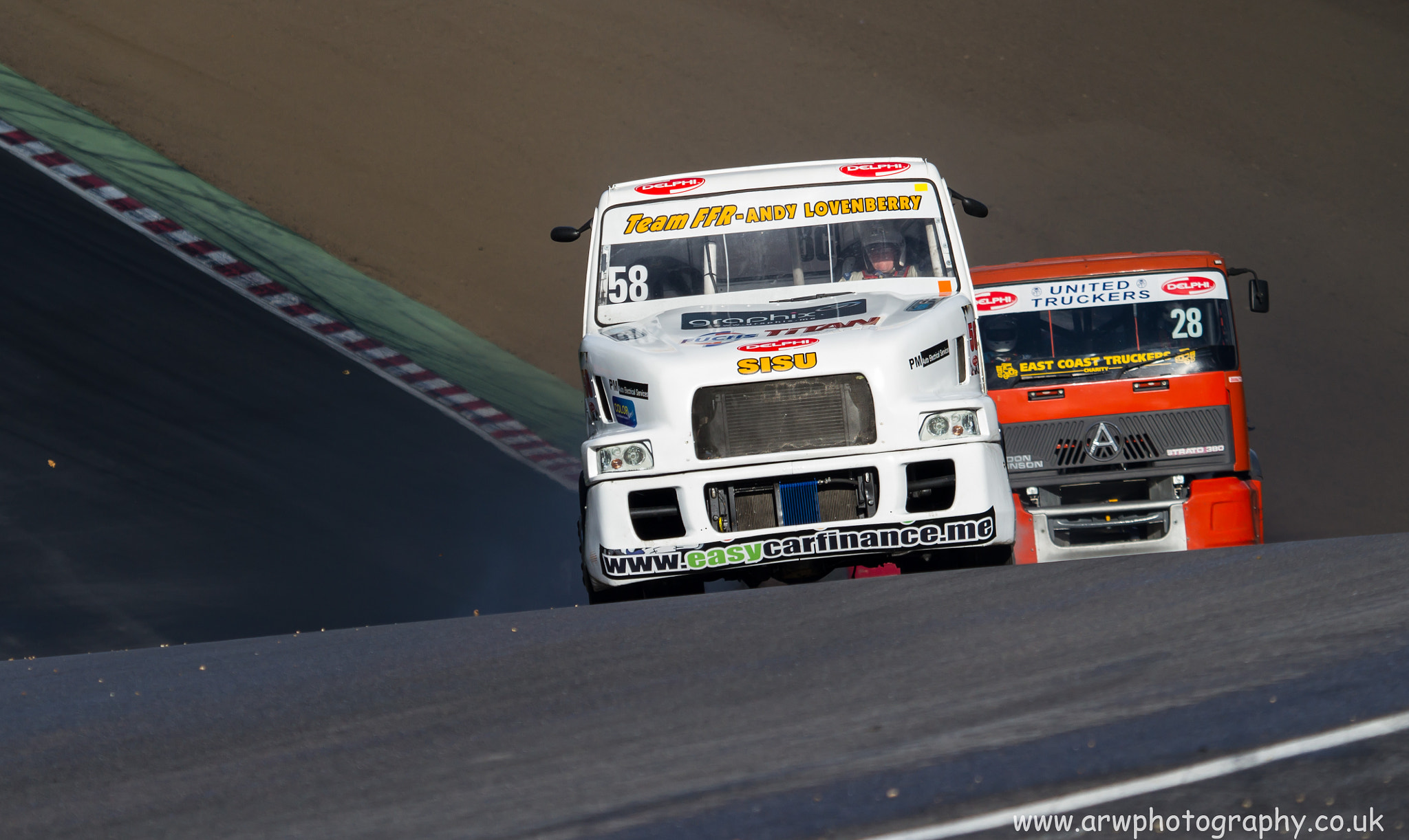 Photograph Truck Racing by Andrew Wickens on 500px
