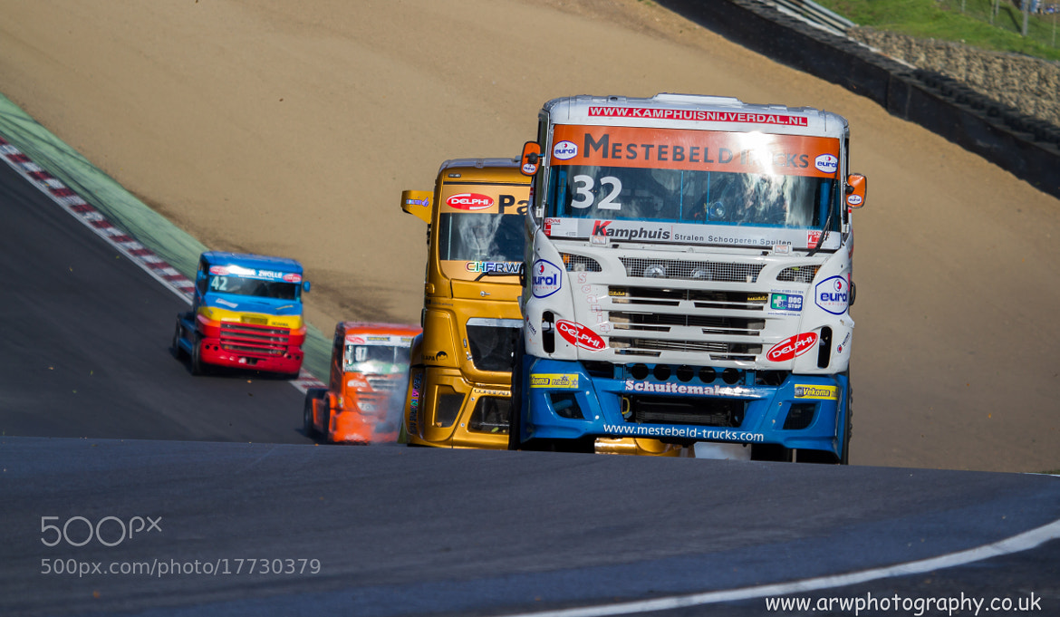 Photograph Truck Racing 2 by Andrew Wickens on 500px