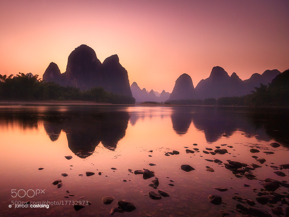 Photograph Li River by Jarrod Castaing on 500px