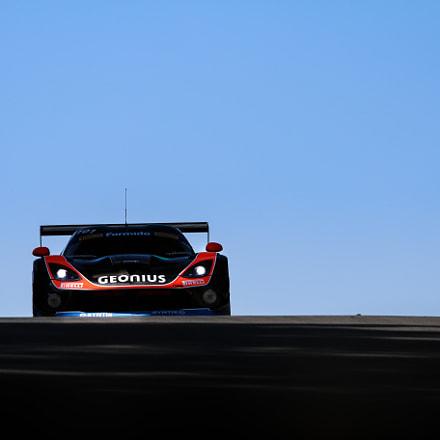 Dodge Viper GT3 @ New Race Festival 2015
