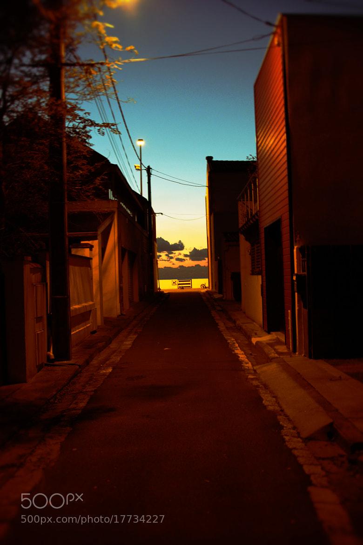 Photograph Street by Pierre de Izarra on 500px