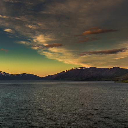 Say Goodnight to Iceland, Canon EOS 7D MARK II, Canon EF 24-70mm f/4L IS USM
