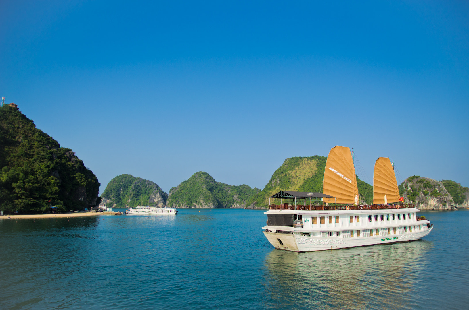 Photograph Halong Bay by WC Lim on 500px