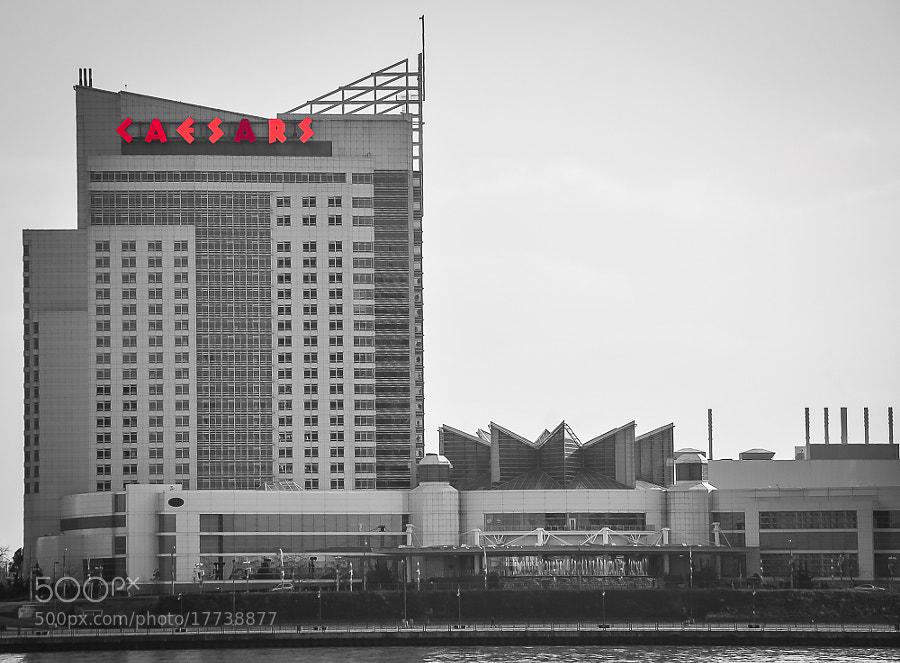 Caesars Windsor as scene from Detroit