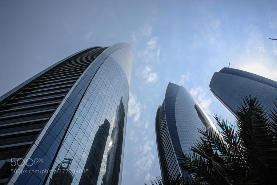 Etihad Towers (repost)