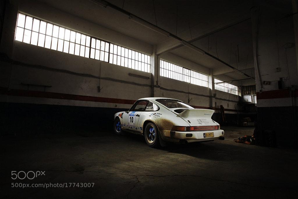 Photograph Porsche 911 SC by Konstantinos Sidiras on 500px