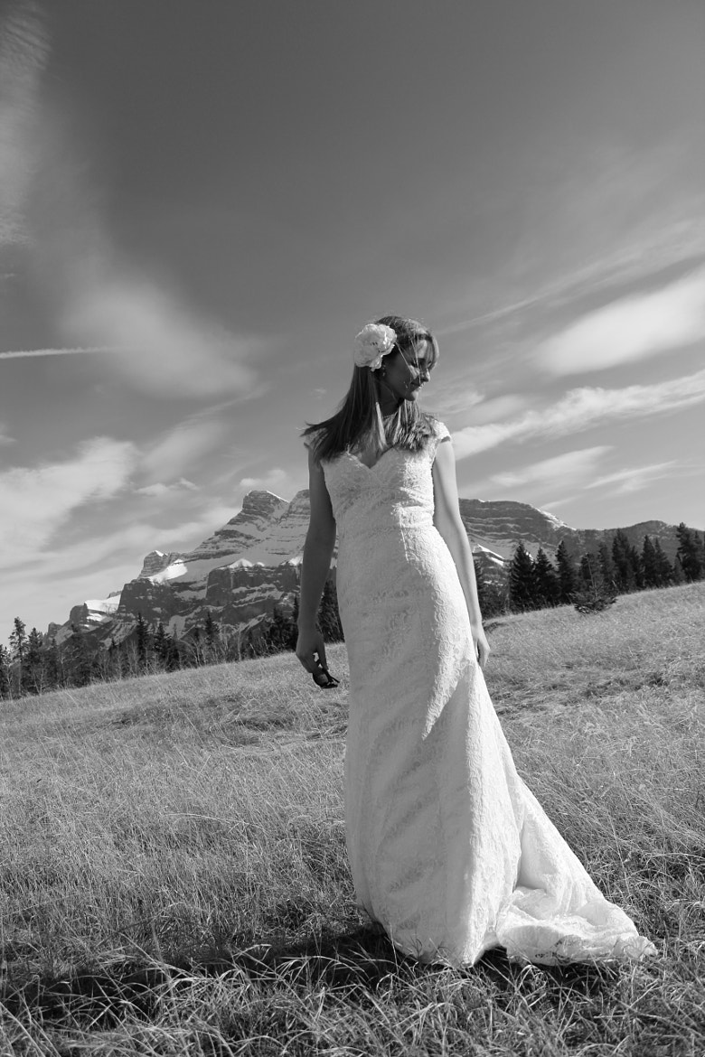 Photograph The Bride in Banff by Evan Williams on 500px