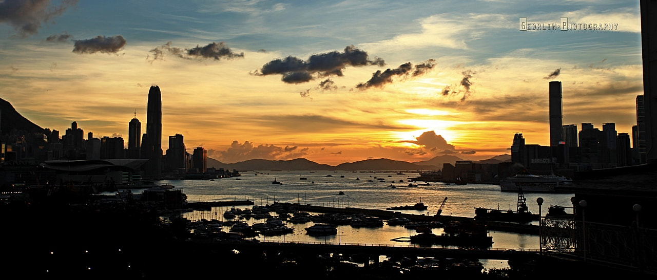 Photograph Victoria Harbour_(1) by GeorlinPhoto Hung on 500px