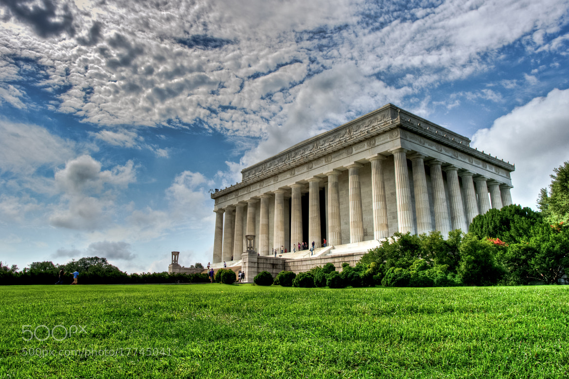 Photograph Lincoln Memorial by Lori Coleman on 500px
