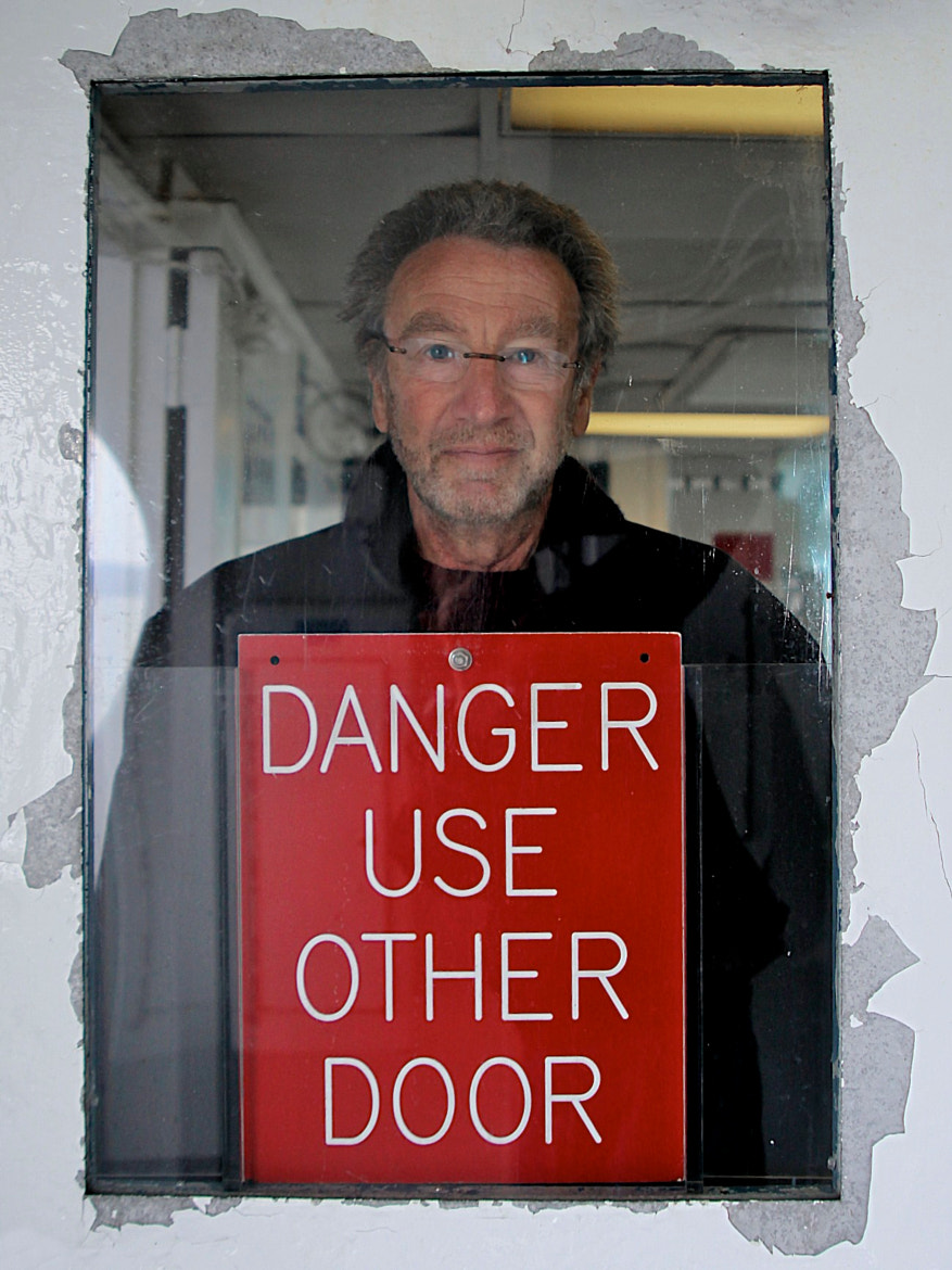 Photograph Danger Use Other Door by Mathew Spolin on 500px