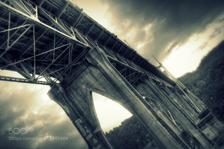 Photograph Portland bridge by Flore Y on 500px