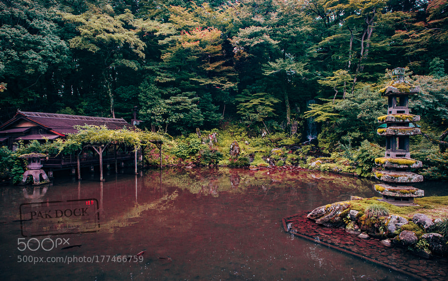 Kanazawa Gardens - Kenrokuen