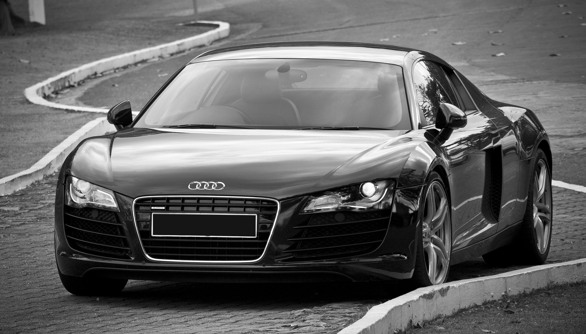 Photograph Audi R8 by Jude Roberts on 500px