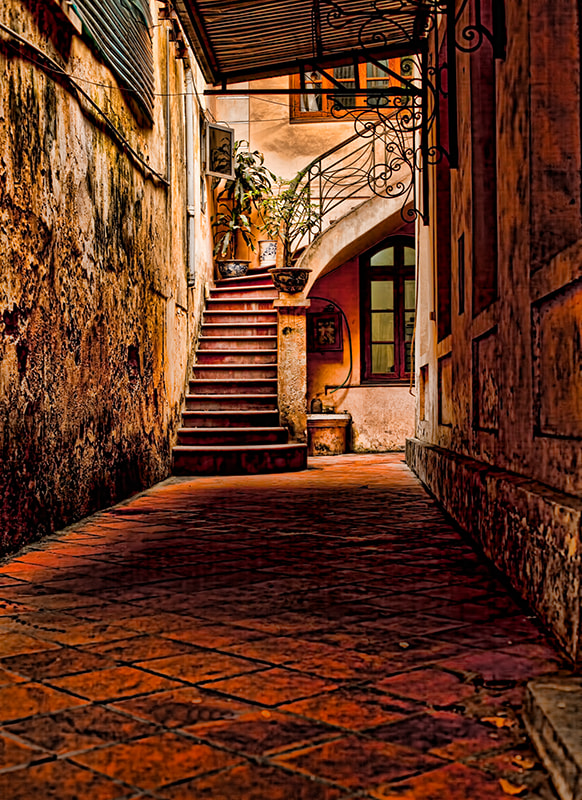 Photograph Back Stairs by Michel Latendresse on 500px