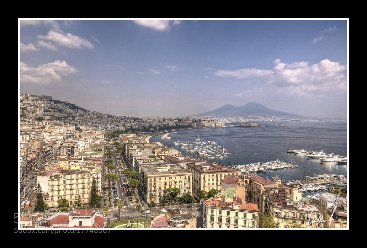 Photograph Downtown Naples by Andrea Spallanzani on 500px