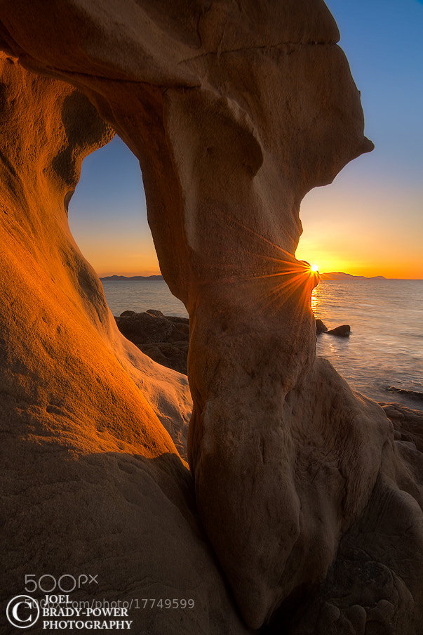 Photograph Sandstone Sunburst by Joel Brady-Power on 500px