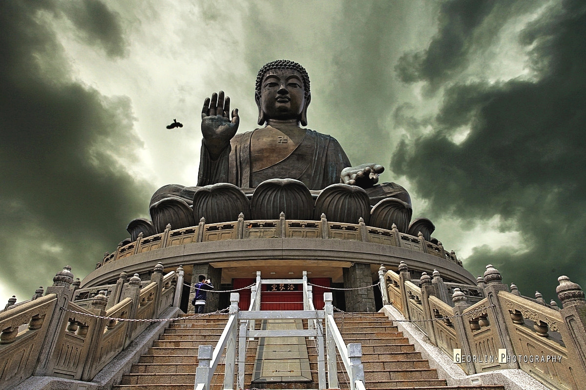 Photograph the Giant Buddha,(1) by GeorlinPhoto Hung on 500px