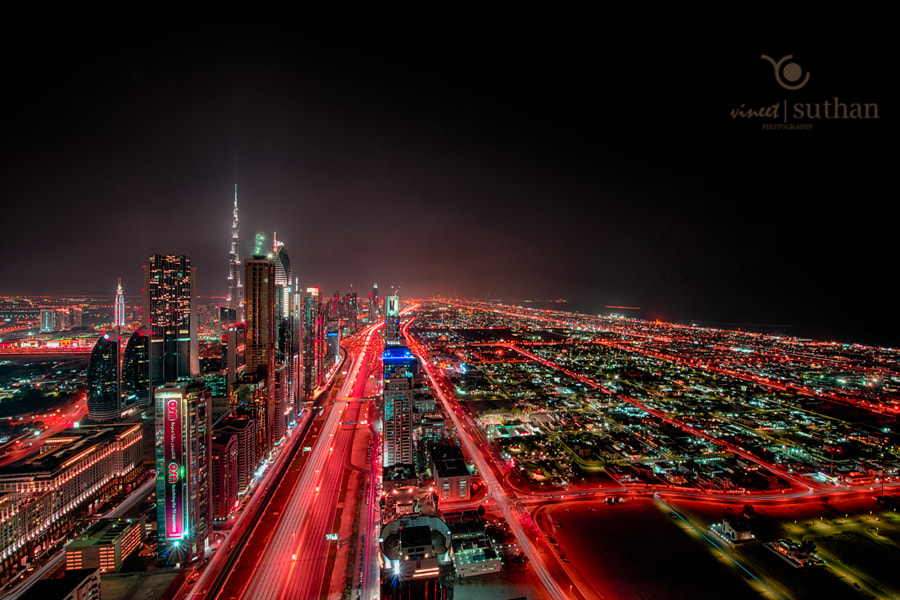 Photograph Viens of Dubai by Vineet Suthan on 500px