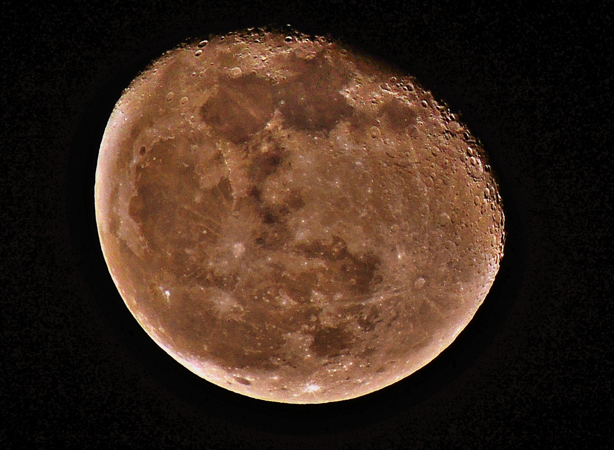 Photograph Macro Moon! by Ravi S R on 500px