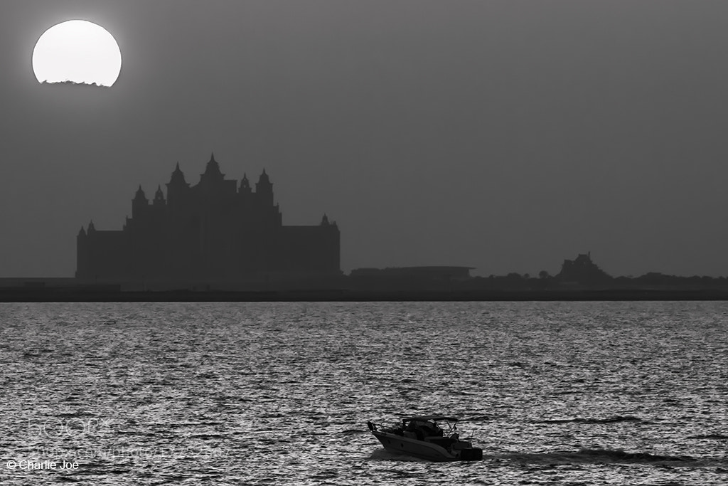 Photograph Sailing to the Castle... by Charlie Joe on 500px