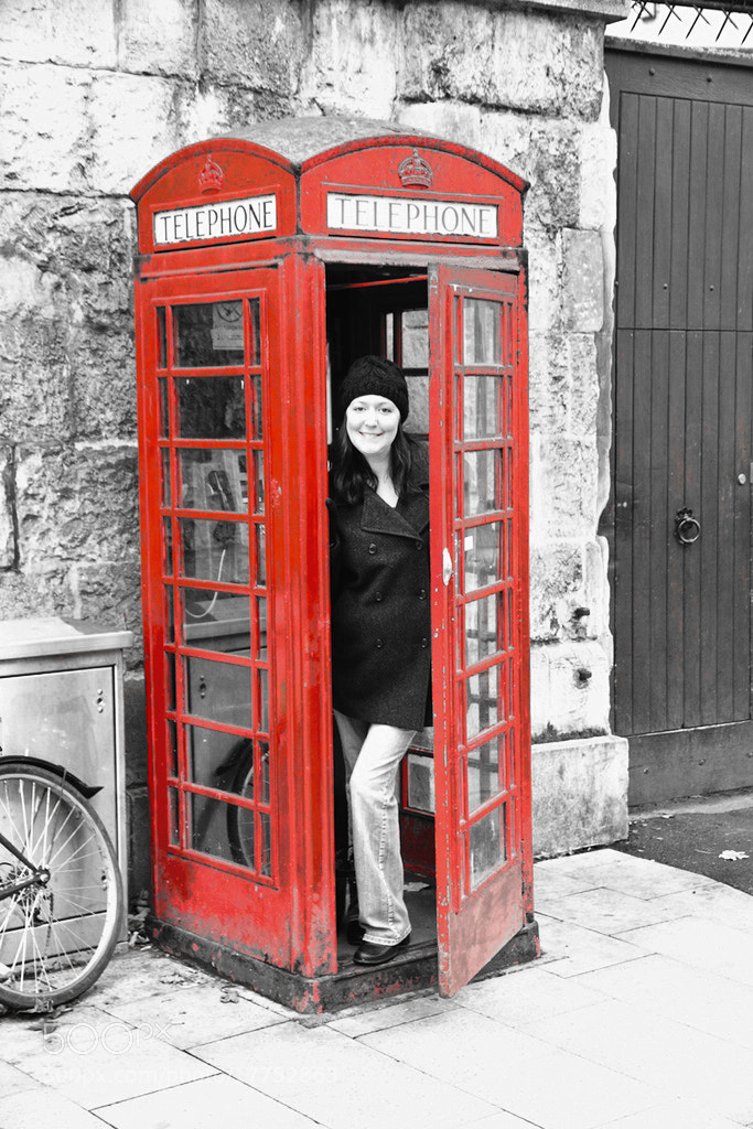 Photograph Phonebox by Richard Youden on 500px