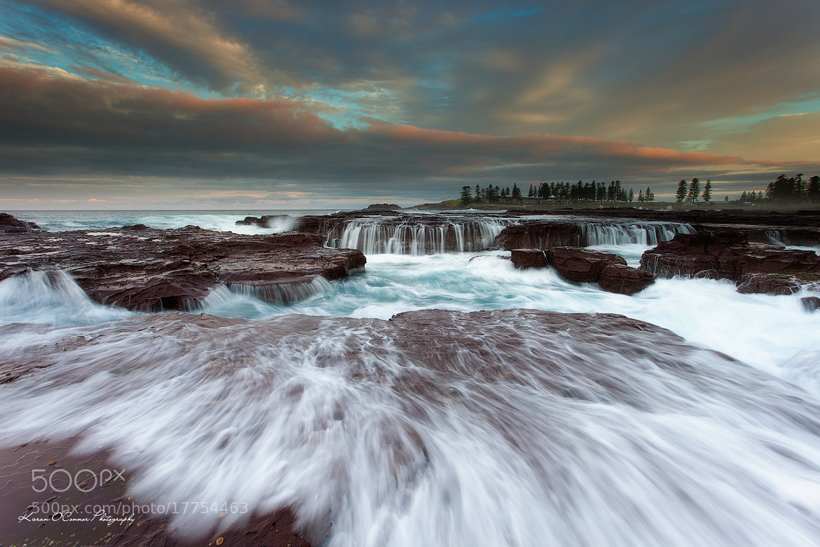 Photograph Kiama Falls by Kieran O'Connor on 500px