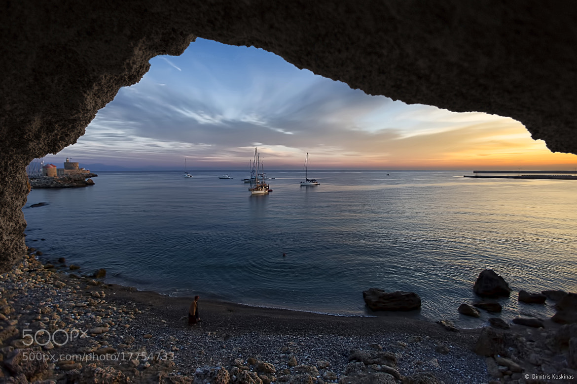 Photograph Natural frame Rhodes Greece by Dimitris Koskinas on 500px
