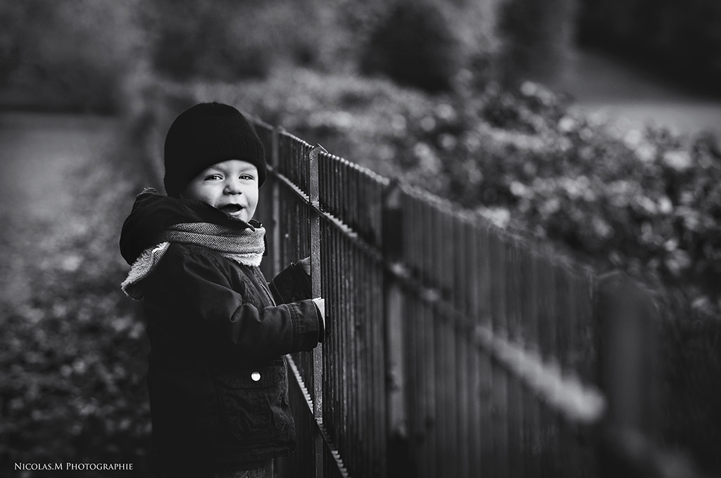 Photograph Ethan by Nicolas.M  photographie on 500px