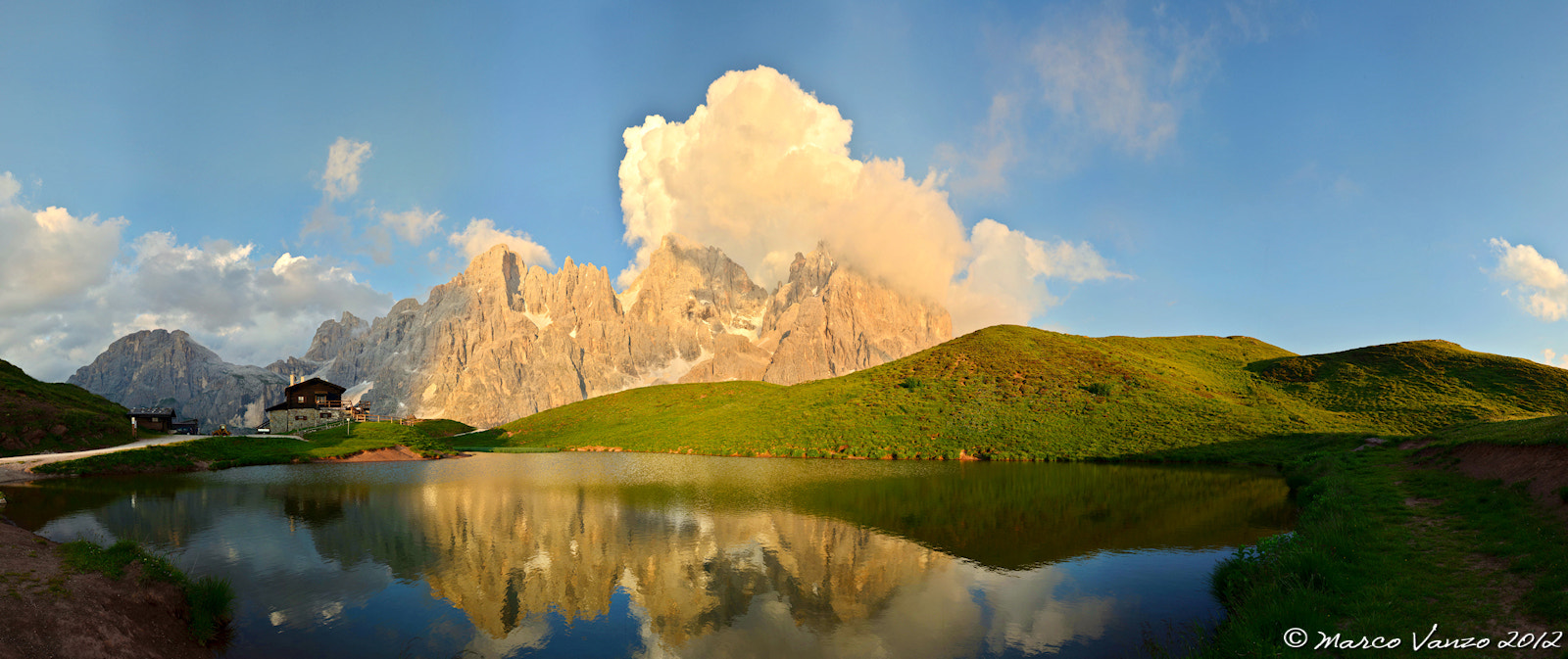 Photograph Baita Segantini by Marco Vanzo on 500px
