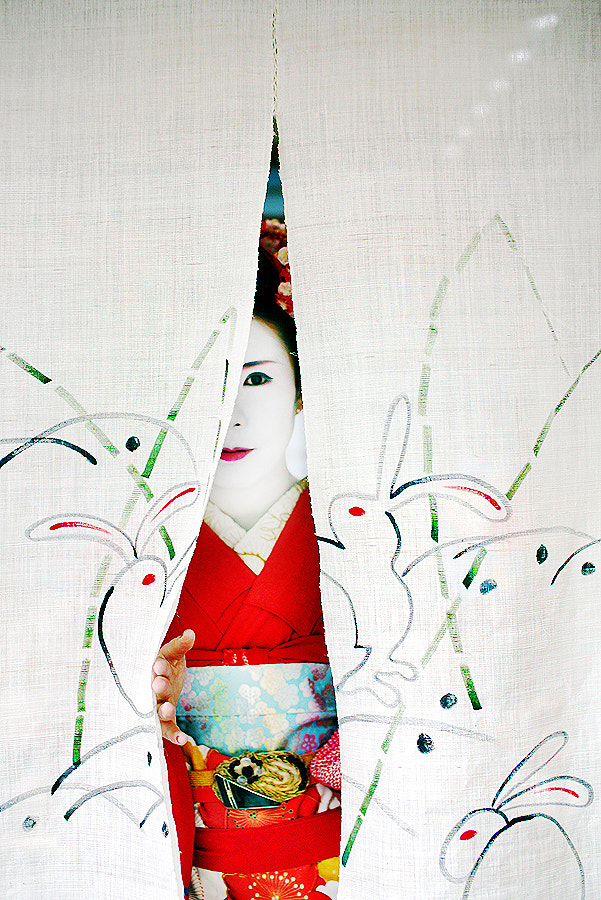 Photograph Geisha in Kyoto_3 by Park chowol on 500px