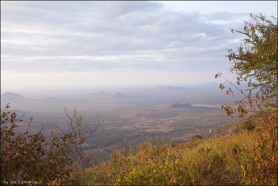Landscapes of Tanzania №7 - Somewhere around Lushoto mountains