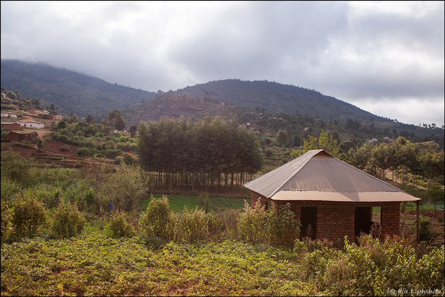 Landscapes of Tanzania №9 - Somewhere around Lushoto mountains