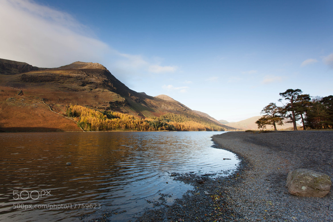 Photograph Buttermere Shoreline by Carl Mickleburgh on 500px