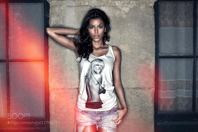 Photograph Camila by Franck GOMEZ on 500px