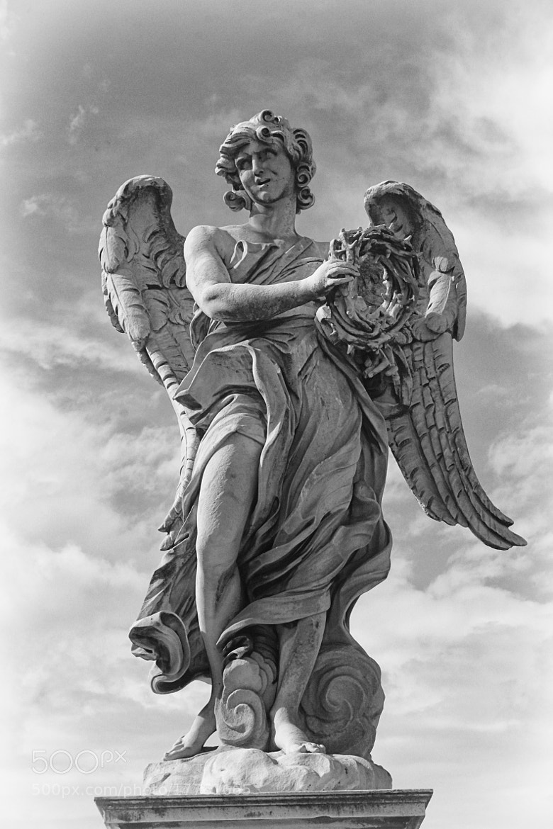 Photograph Angels in Rome by Günce Akkoyun on 500px