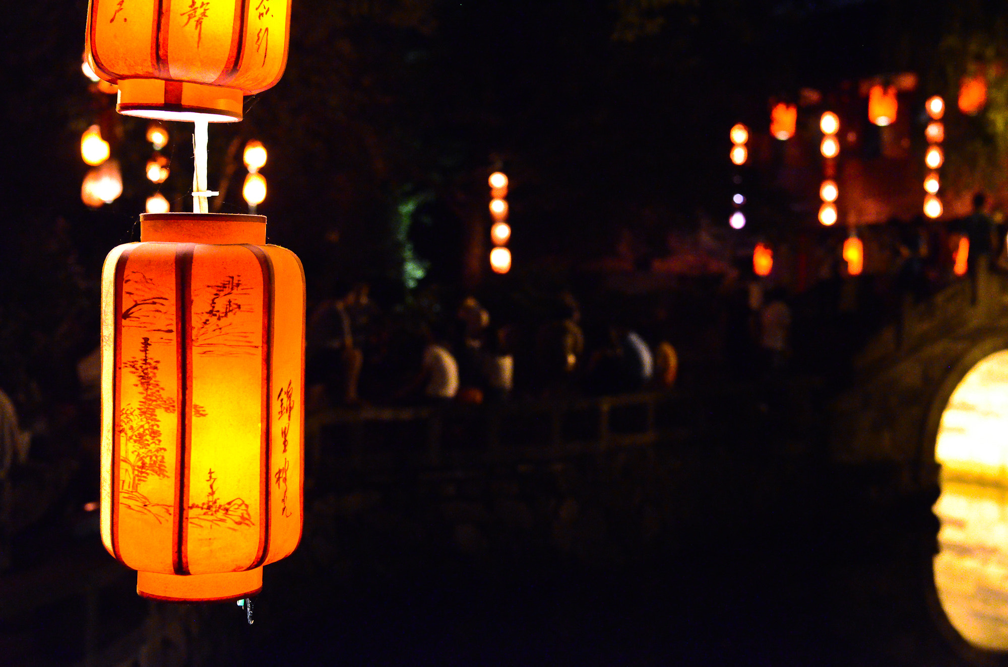 Photograph Red Lantern by Ralph Clemens on 500px