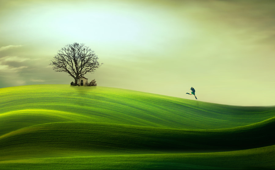carefree by nikos Bantouvakis on 500px.com