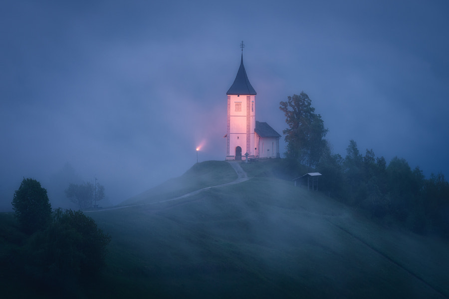 Misty Slovenia by Daniel F. on 500px.com