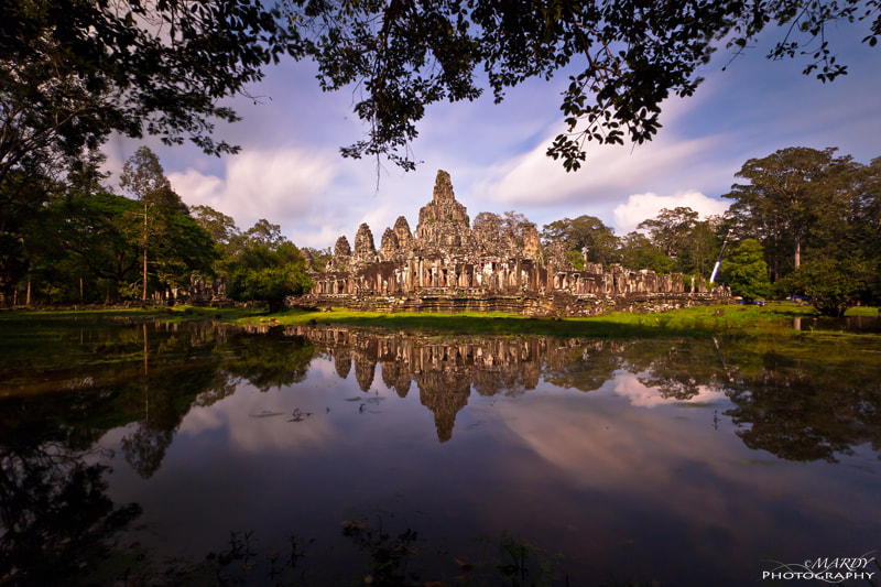 Photograph Amazing of Bayon Temple! by Mardy Suong Photography on 500px