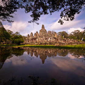 Amazing of Bayon Temple! by Mardy Photography (Mardy)) on 500px.com