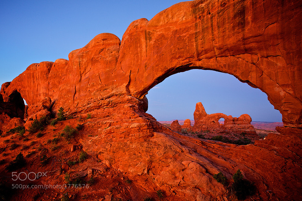 Photograph Turret Arch by Evgeny Vasenev on 500px
