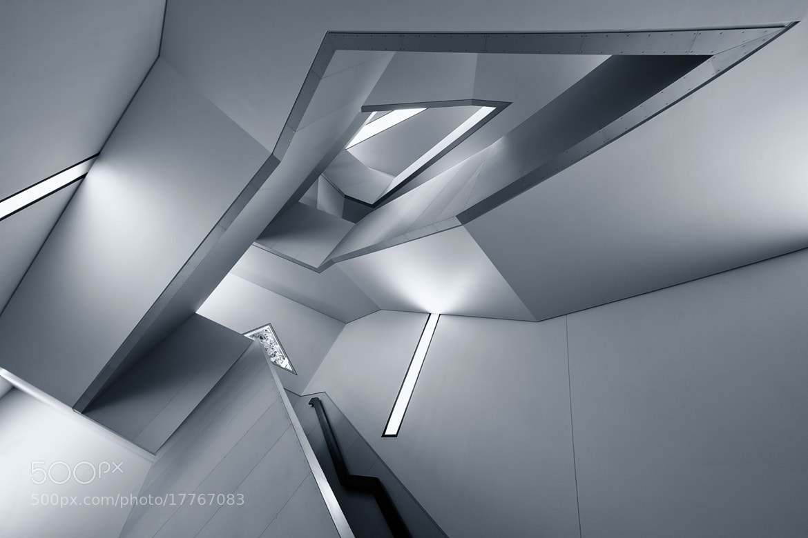 Photograph The symphony of the lines III  by Roland Shainidze on 500px